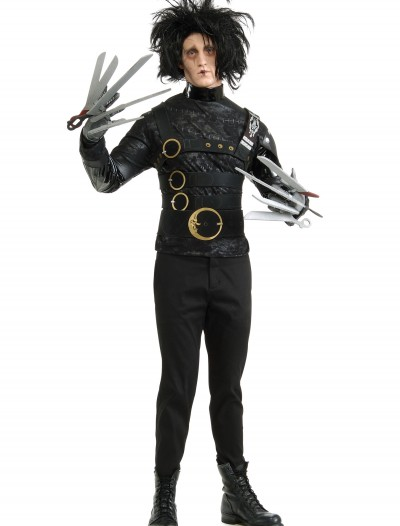 Adult Edward Scissorhands Costume, halloween costume (Adult Edward Scissorhands Costume)