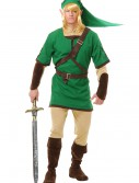 Adult Elf Warrior Costume, halloween costume (Adult Elf Warrior Costume)