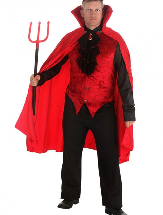Adult Elite Devil Costume, halloween costume (Adult Elite Devil Costume)