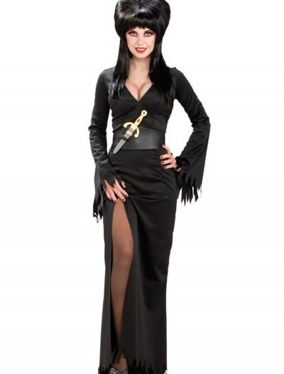 Adult Elvira Costume, halloween costume (Adult Elvira Costume)
