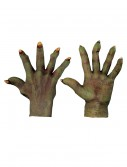Adult Evil Green Hands, halloween costume (Adult Evil Green Hands)