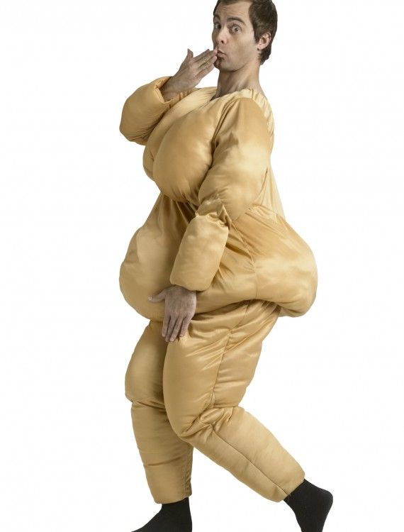 Adult Fat Suit Costume, halloween costume (Adult Fat Suit Costume)