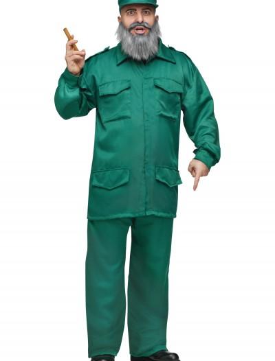 Adult Fidel Costume, halloween costume (Adult Fidel Costume)