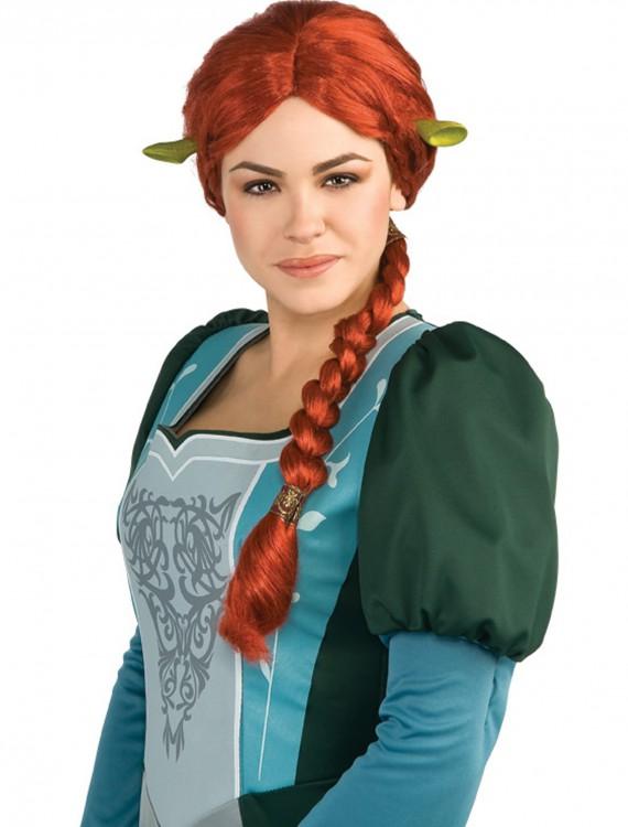 Adult Fiona Wig, halloween costume (Adult Fiona Wig)
