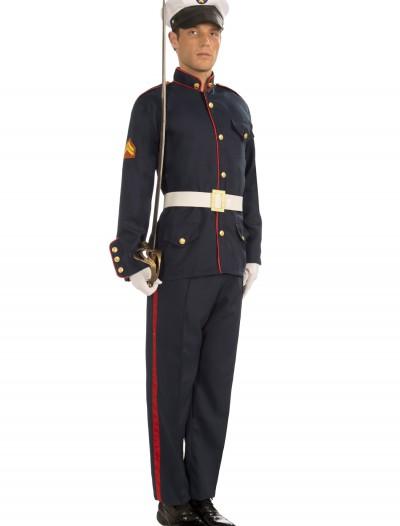 Adult Formal Marine Costume, halloween costume (Adult Formal Marine Costume)