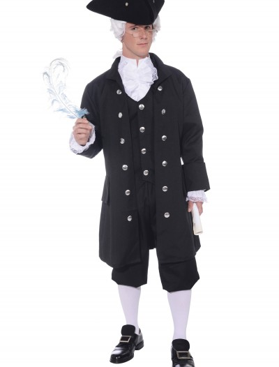 Adult Founding Father Costume, halloween costume (Adult Founding Father Costume)