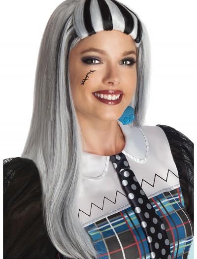 Adult Frankie Stein Wig, halloween costume (Adult Frankie Stein Wig)