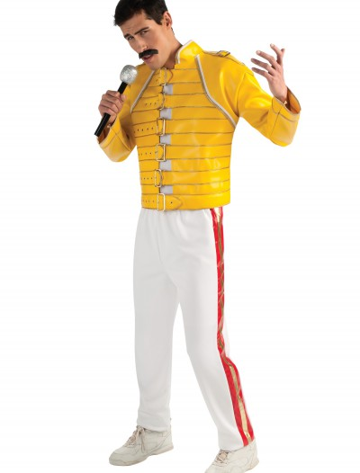 Adult Freddie Mercury Costume, halloween costume (Adult Freddie Mercury Costume)