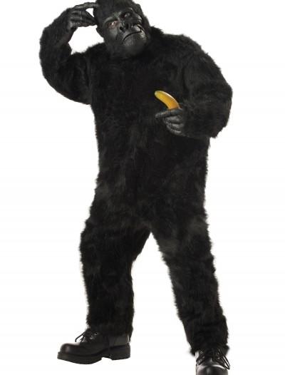 Adult Fun Run Gorilla Costume, halloween costume (Adult Fun Run Gorilla Costume)