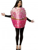 Adult Get Real Frosted Cupcake Costume, halloween costume (Adult Get Real Frosted Cupcake Costume)