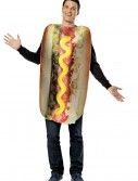 Adult Get Real Loaded Hot Dog Costume, halloween costume (Adult Get Real Loaded Hot Dog Costume)