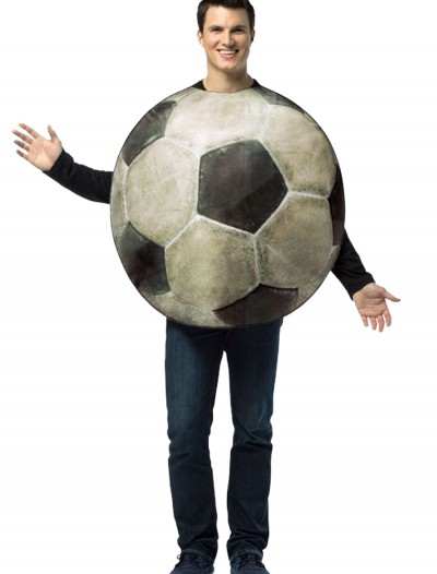 Adult Get Real Soccer Costume, halloween costume (Adult Get Real Soccer Costume)