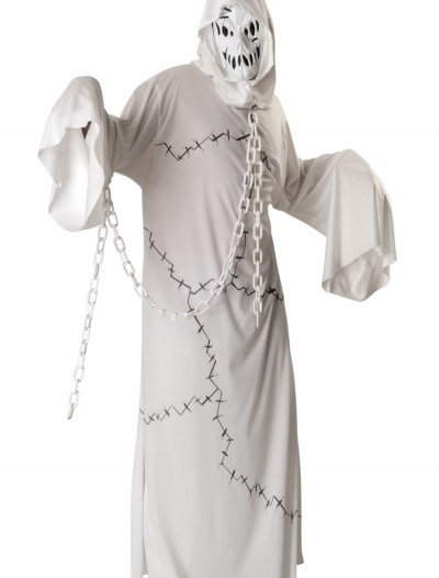 Adult Ghost Costume, halloween costume (Adult Ghost Costume)