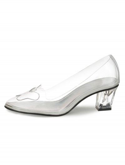 Adult Clear Shoes, halloween costume (Adult Clear Shoes)
