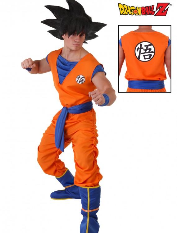 Adult Goku Costume, halloween costume (Adult Goku Costume)