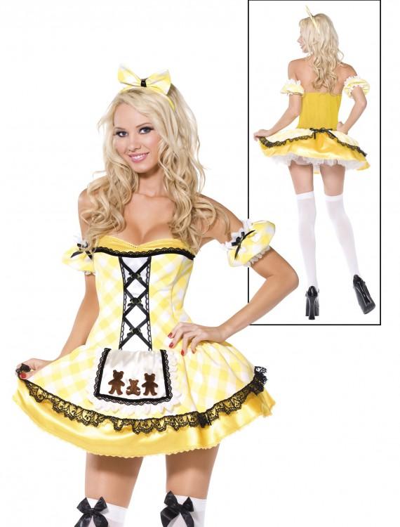 Adult Goldilocks Costume, halloween costume (Adult Goldilocks Costume)