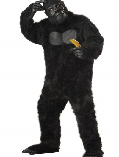 Adult Gorilla Costume, halloween costume (Adult Gorilla Costume)