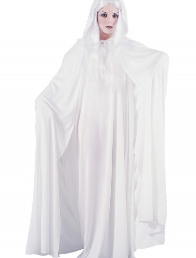 Adult Gossamer Ghost Costume, halloween costume (Adult Gossamer Ghost Costume)