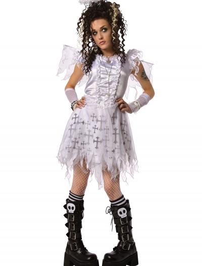 Adult Gothic Angel Costume, halloween costume (Adult Gothic Angel Costume)