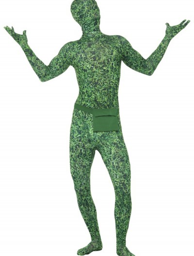 Adult Grass Second Skin Suit, halloween costume (Adult Grass Second Skin Suit)