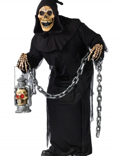 Adult Grave Ghoul Costume, halloween costume (Adult Grave Ghoul Costume)