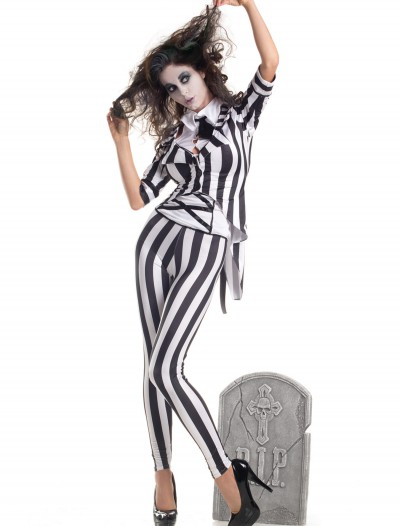 Adult Graveyard Ghost Costume, halloween costume (Adult Graveyard Ghost Costume)