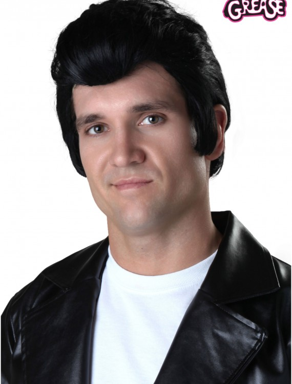 Adult Grease Danny Wig, halloween costume (Adult Grease Danny Wig)