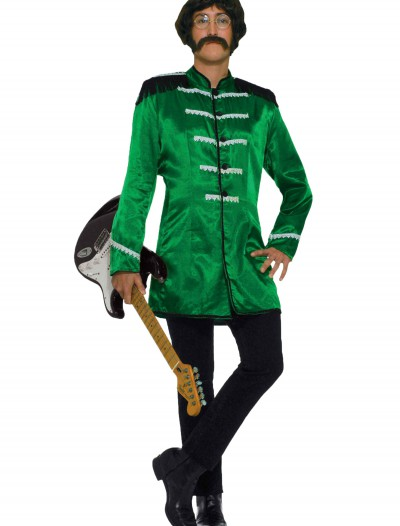 Adult Green British Explosion Costume, halloween costume (Adult Green British Explosion Costume)