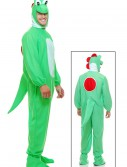 Adult Green Dragon Costume, halloween costume (Adult Green Dragon Costume)