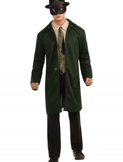 Adult Green Hornet Costume, halloween costume (Adult Green Hornet Costume)