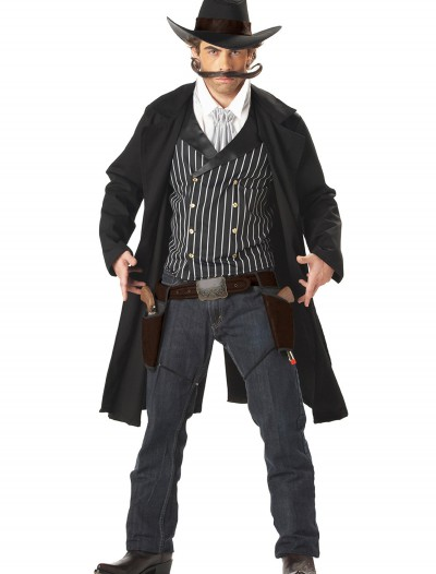 Adult Gunfighter Western Costume, halloween costume (Adult Gunfighter Western Costume)