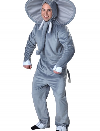 Adult Happy Elephant Costume, halloween costume (Adult Happy Elephant Costume)