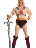 Adult He-Man Muscle Costume, halloween costume (Adult He-Man Muscle Costume)