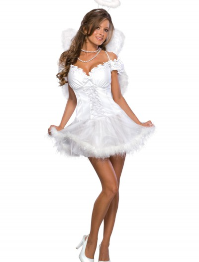Adult Heavenly Angel Costume, halloween costume (Adult Heavenly Angel Costume)