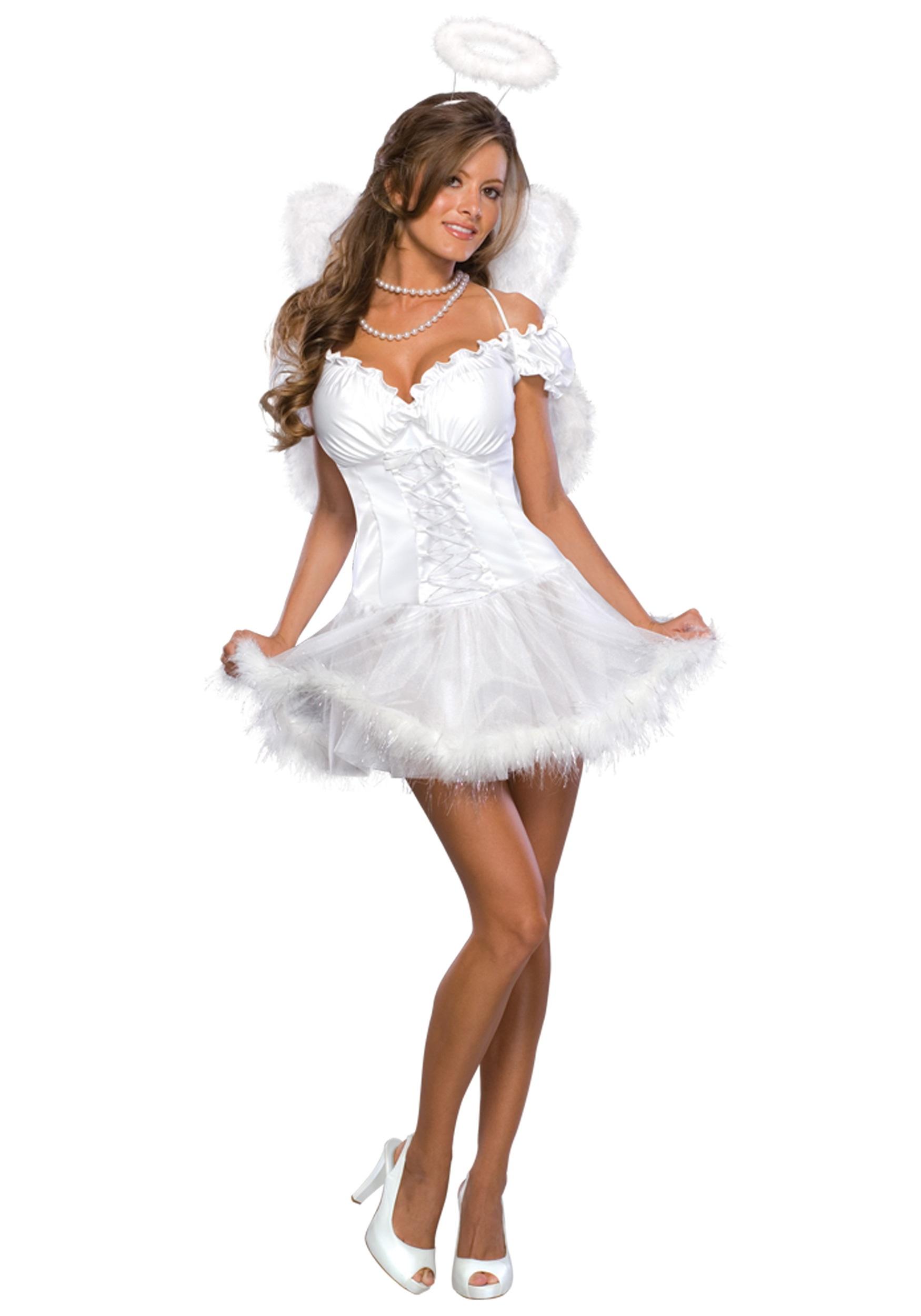 Diy Angel Costume Women Wwwtopsimagescom