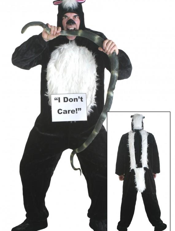 Adult Honey Badger Costume, halloween costume (Adult Honey Badger Costume)
