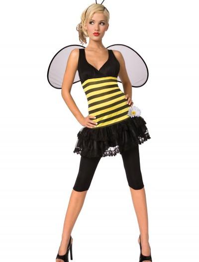 Adult Honey Bee Costume, halloween costume (Adult Honey Bee Costume)