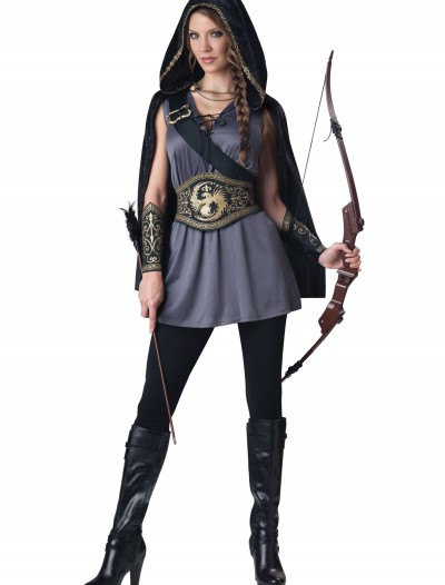 Adult Huntress Costume, halloween costume (Adult Huntress Costume)