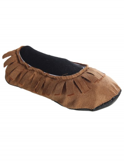 Adult Indian Moccasins, halloween costume (Adult Indian Moccasins)
