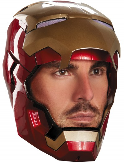 Adult Iron Man Mark 42 Helmet, halloween costume (Adult Iron Man Mark 42 Helmet)