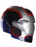 Adult Iron Patriot Helmet, halloween costume (Adult Iron Patriot Helmet)