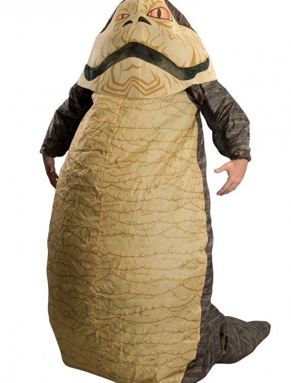 Adult Jabba the Hutt Costume, halloween costume (Adult Jabba the Hutt Costume)