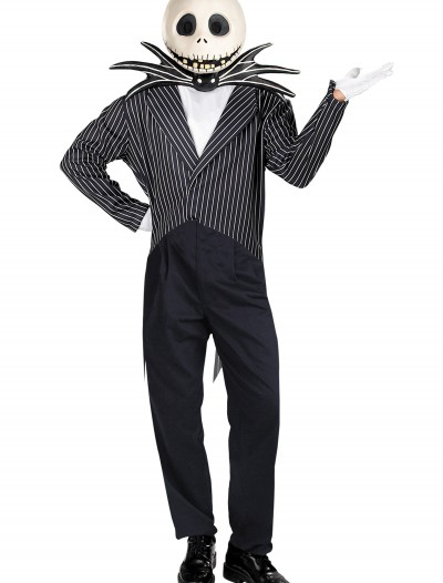 Adult Jack Skellington Costume, halloween costume (Adult Jack Skellington Costume)