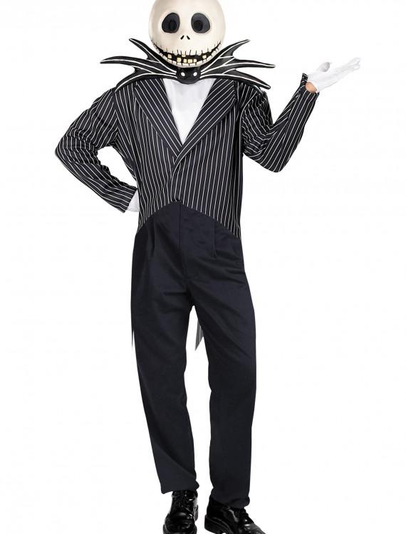 Adult Jack Skellington Costume, halloween costume (Adult Jack Skellington Costume)