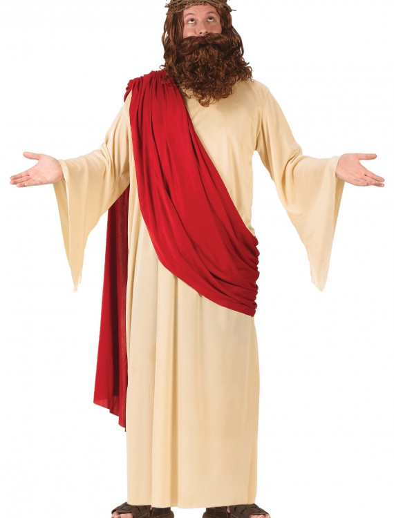 Adult Jesus Costume, halloween costume (Adult Jesus Costume)