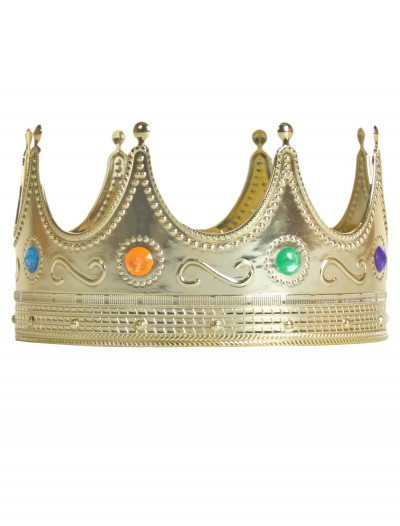 Adult Jeweled Crown, halloween costume (Adult Jeweled Crown)