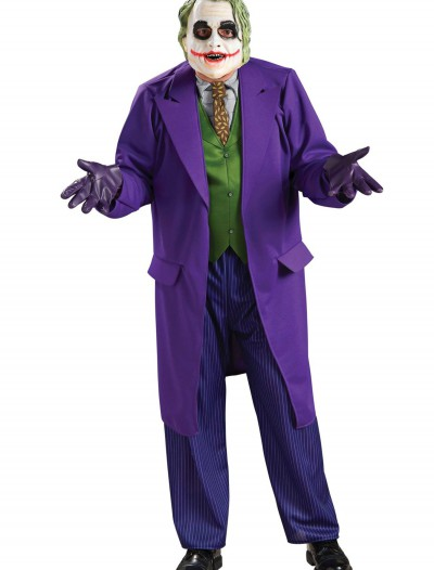 Adult Joker Costume, halloween costume (Adult Joker Costume)