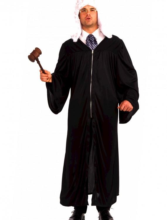 Adult Judge Costume, halloween costume (Adult Judge Costume)