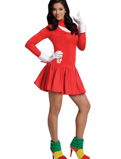 Adult Knuckles Dress Costume, halloween costume (Adult Knuckles Dress Costume)