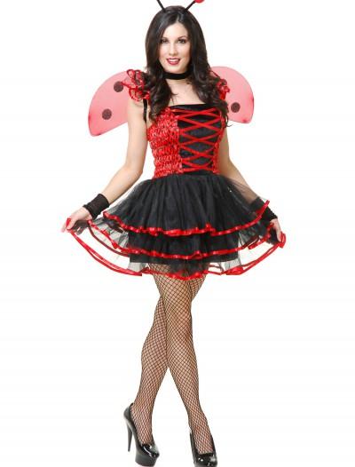 Adult Ladybug Cutie Costume, halloween costume (Adult Ladybug Cutie Costume)